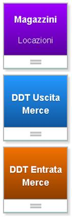ddt entrata merce
