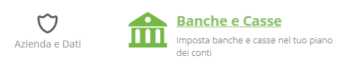 Banche e Casse aziendali